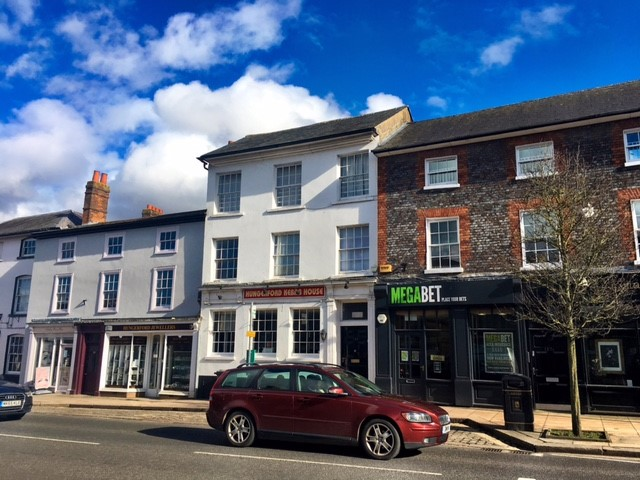 Hungerford Commercial Properties For Sale