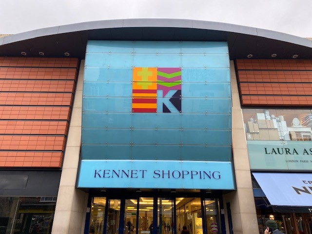 Kennet Centre Retail Units To Let